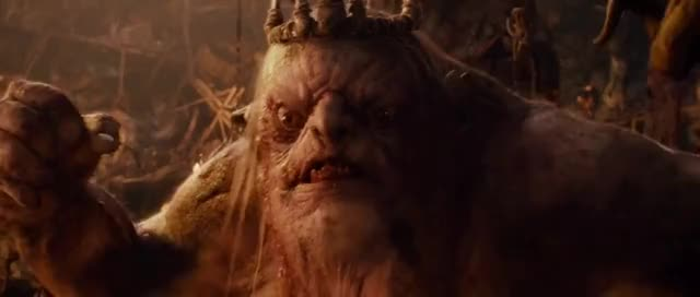 Watch and share The Hobbit AUJ Extended Edition: Goblin Town Scene GIFs on Gfycat