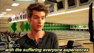 Watch leave me alone i am a senior citizen GIF on Gfycat. Discover more *ag, andrew garfield, cancer, mine, social network, stand up 2 cancer, stand up to cancer GIFs on Gfycat