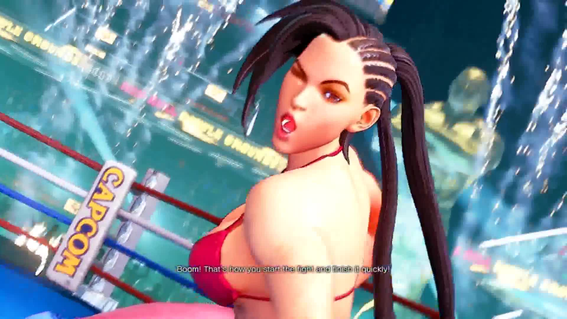 Street Fighter V Mods Gifs Search | Search & Share on Homdor
