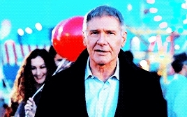 edits*, gifs*, harrison ford, mine *, swcast, swcastedit, swedit, the 5th gif is so special, userhansolo, Harrison Ford for Sky Movies advert (x) (x) GIFs