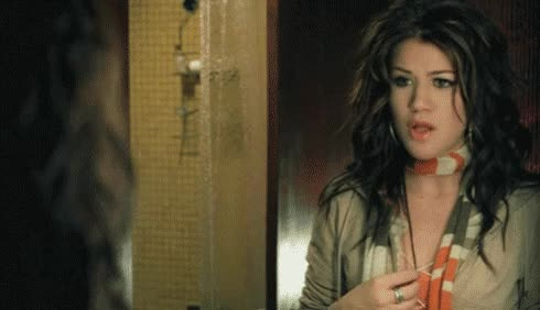 Watch and share Kelly Clarkson GIFs on Gfycat