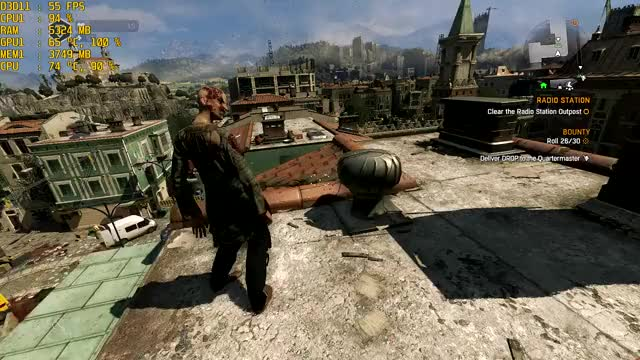 Watch and share Dying Light GIFs and Homerun GIFs by beeroclock on Gfycat