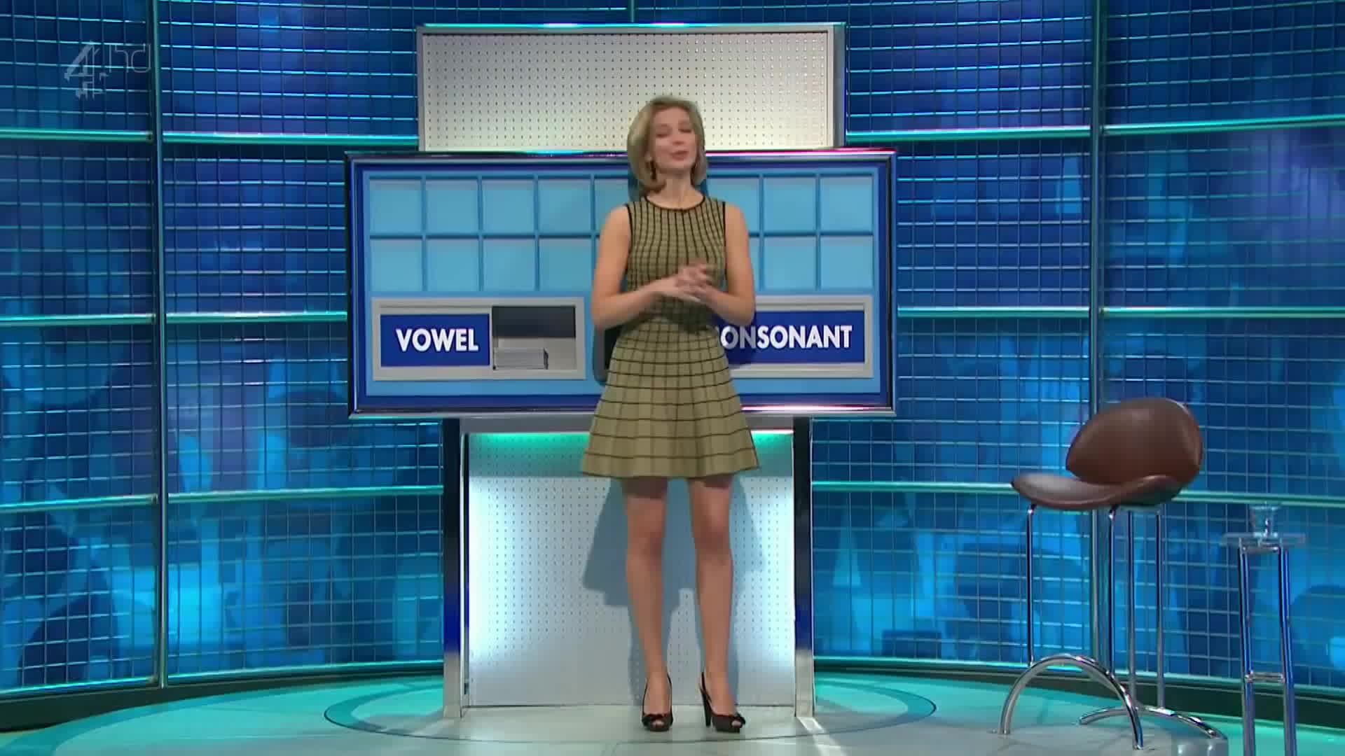 RachelRiley, rachel riley, A grid pattern never looked so good GIFs