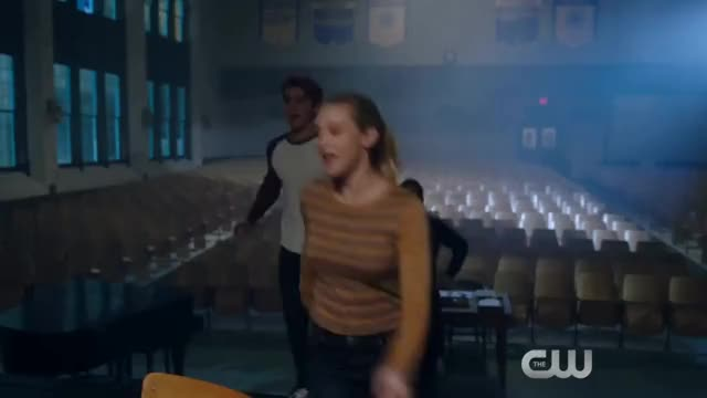 """Watch Riverdale 2x18 Sneak Peek """"A Night to Remember"""" (HD) Carrie: The Musical """"In"""" Music Video GIF on Gfycat. Discover more 2x18, All Tags, Promo, Riverdale, episode, season, trailer, tvpromosdb GIFs on Gfycat"""