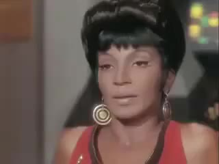 Watch and share Nichelle Nichols GIFs and Star Trek Tos GIFs on Gfycat