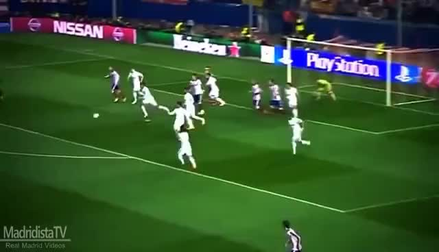 Watch Raphaël Varane Amazing Run vs Atletico Madrid 14 04 2015 GIF on Gfycat. Discover more related GIFs on Gfycat