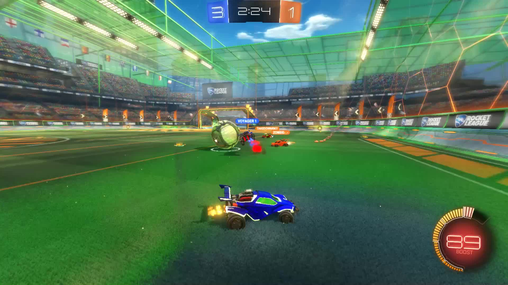 Divad, Gif Your Game, GifYourGame, Rocket League, RocketLeague, Save, Save 2: Divad GIFs