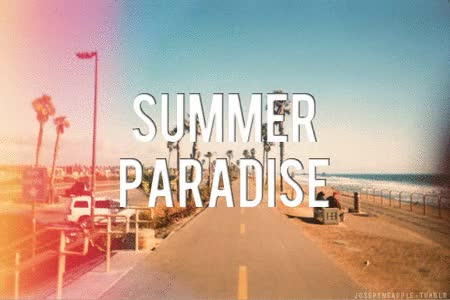 Watch and share Summer Paradise GIFs on Gfycat