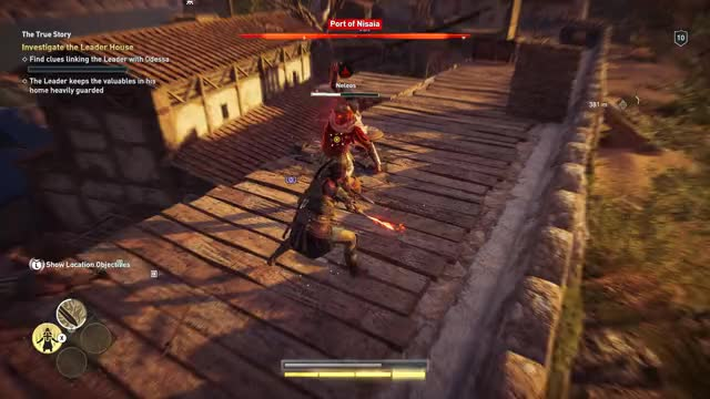 Watch and share Assassin's Creed Odyssey 2019.06.18 - 16.15.19.05.DVR GIFs by phen0meenal on Gfycat