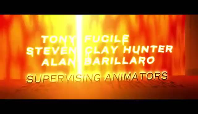 Watch and share Pixar - The Incredibles End Credits GIFs on Gfycat