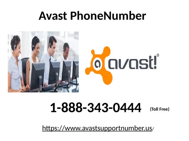 Connect on 1-888-343-0444 Avast Phone Number