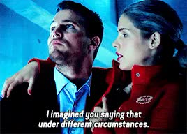 Watch Ming Rose GIF on Gfycat. Discover more Arrow, Arrow 1x22, GIF, Olicity, emily bett rickards, felicity smoak, oliver queen, stephen amell GIFs on Gfycat