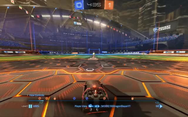 Watch and share Rocket League GIFs and Rocetleague GIFs by sgdragonslayer on Gfycat