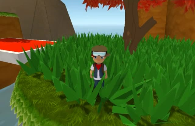 Watch Poi, Dynamic Grass (poi-game.com) GIF by paulsf on Gfycat. Discover more indiegames, poi, unity3d GIFs on Gfycat