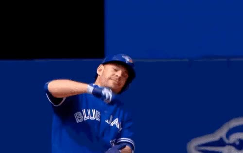 Watch I'll miss Danny Valencia • r/Torontobluejays GIF on Gfycat. Discover more related GIFs on Gfycat