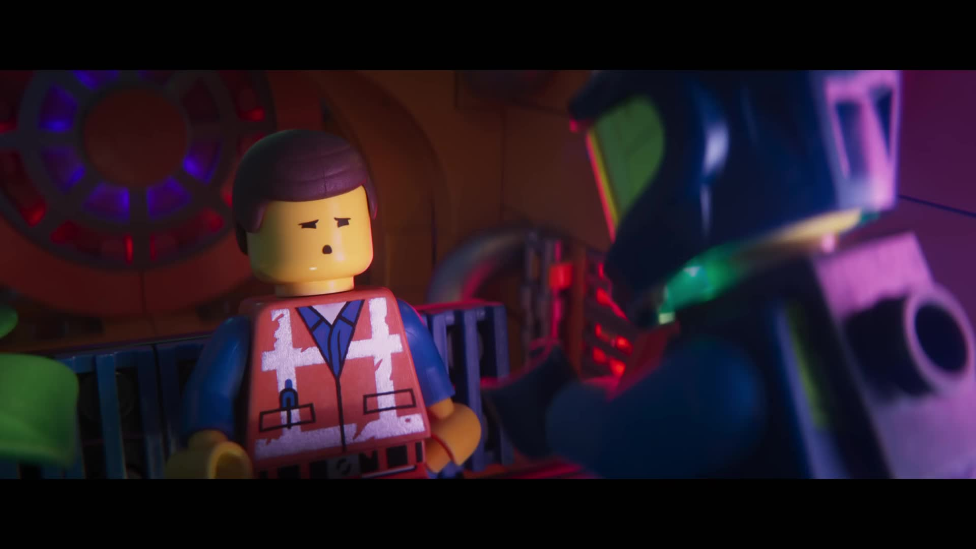 Film & Animation, Vidd Pro, The LEGO Movie 2 The Second Part Clips Rex Dangervest GIFs