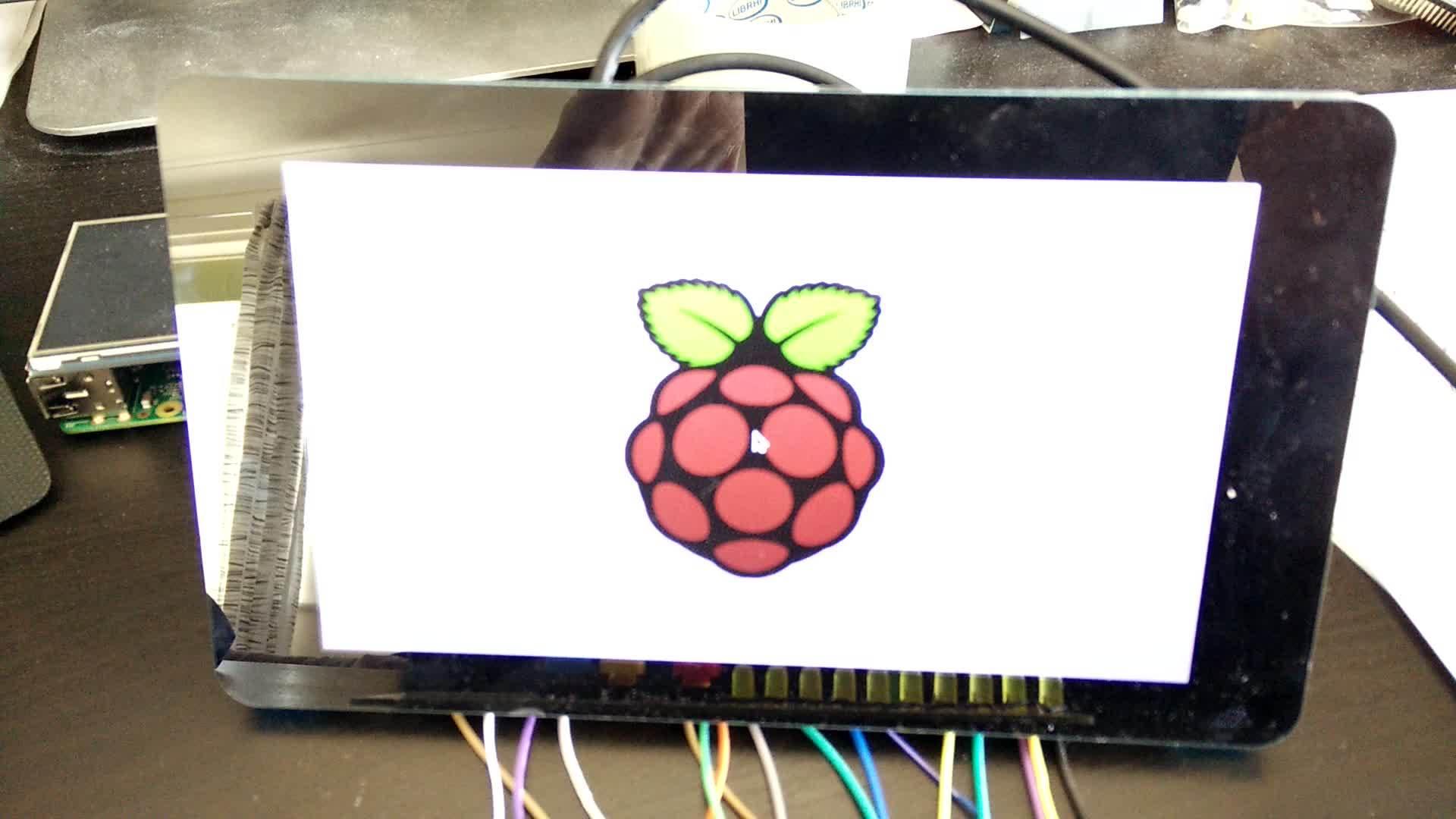raspberry_pi, Raspberry Pi display glitch GIFs