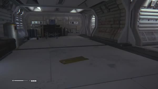 Watch and share Alien Isolation Walkthrough Gameplay Part 11 - Haven (PS4) (reddit) GIFs on Gfycat