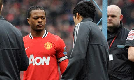 Watch and share Liverpool 'misled' As Luis Suárez Says Sorry For Evra Handshake Snub animated stickers on Gfycat