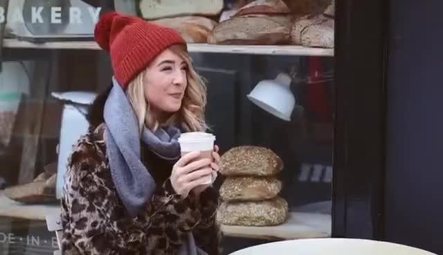 Watch and share Winter Lookbook 2016 | Zoella GIFs on Gfycat