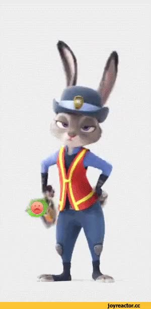 Watch and share Zootopia Judy Hopps Furry GIFs on Gfycat