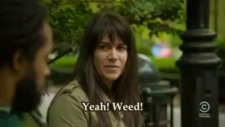 Watch and share Abbi Jacobson GIFs and Broad City GIFs on Gfycat