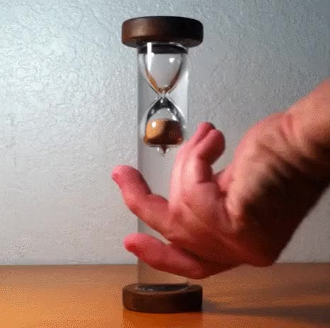 Watch and share Hourglass GIFs on Gfycat