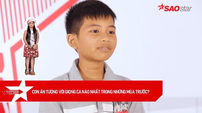 Cậu bé ả đào Đặng Đình Tâm: Khả năng của con là bẩm sinh Ở nhà con hát suốt thôi!