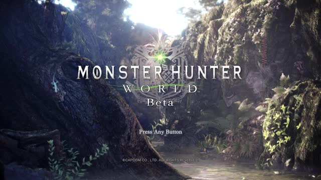 Watch MHW Title Screen GIF by @artsouls on Gfycat. Discover more Monster Hunter, Monster Hunter World GIFs on Gfycat