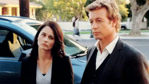 Watch and share The Mentalist GIFs and Teresa Lisbon GIFs on Gfycat