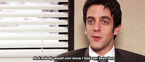 b. j. novak, The Secret GIFs