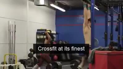 funny, Crossfit at its finest GIFs