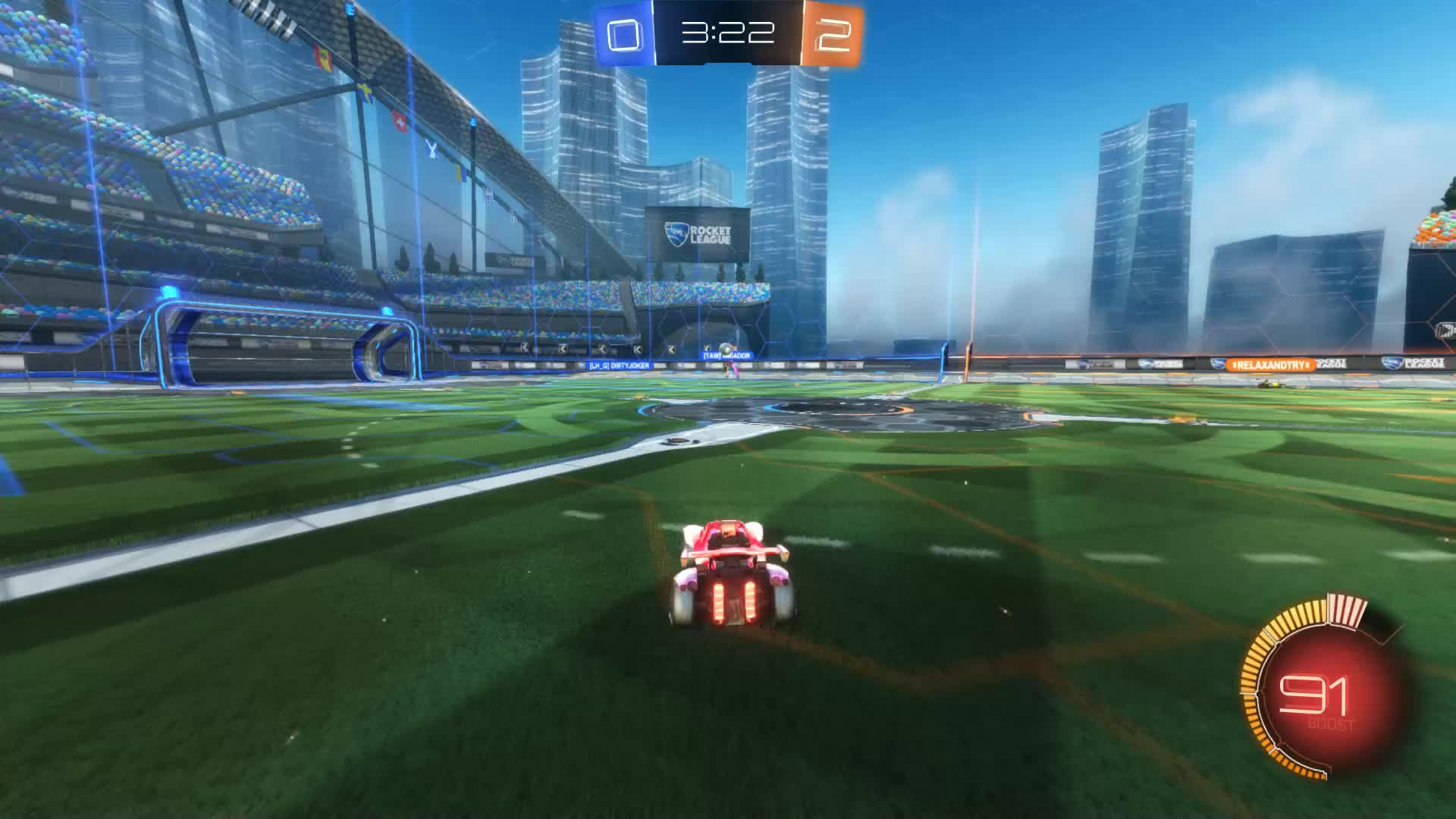 Gif Your Game, GifYourGame, Rocket League, RocketLeague, SCOTLAND FOREVER, Goal 3: SCOTLAND FOREVER GIFs