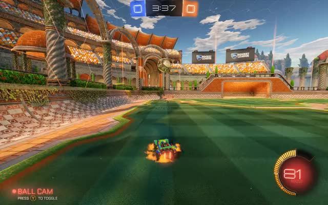 Watch and share Rocket League GIFs by forkie on Gfycat