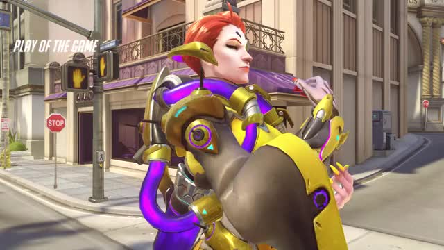 Watch and share Overwatch GIFs and Moira GIFs by 0011011 on Gfycat