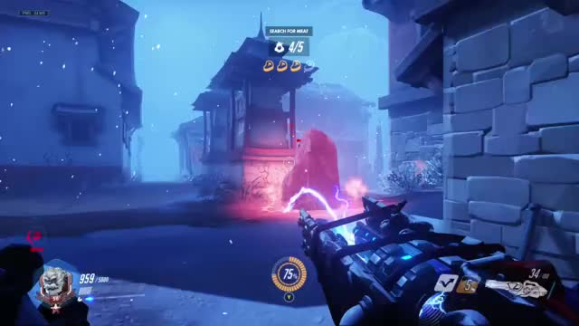 Watch this GIF by Gamer DVR (@xboxdvr) on Gfycat. Discover more OverwatchOriginsEdition, spirit chaser02, xbox, xbox dvr, xbox one GIFs on Gfycat