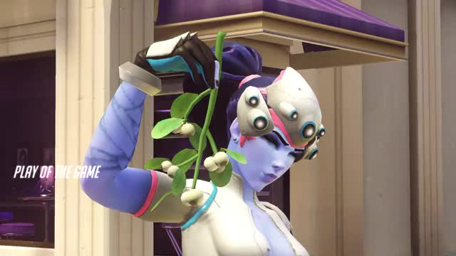 Watch and share Widowmaker GIFs and Overwatch GIFs by sealmeal on Gfycat