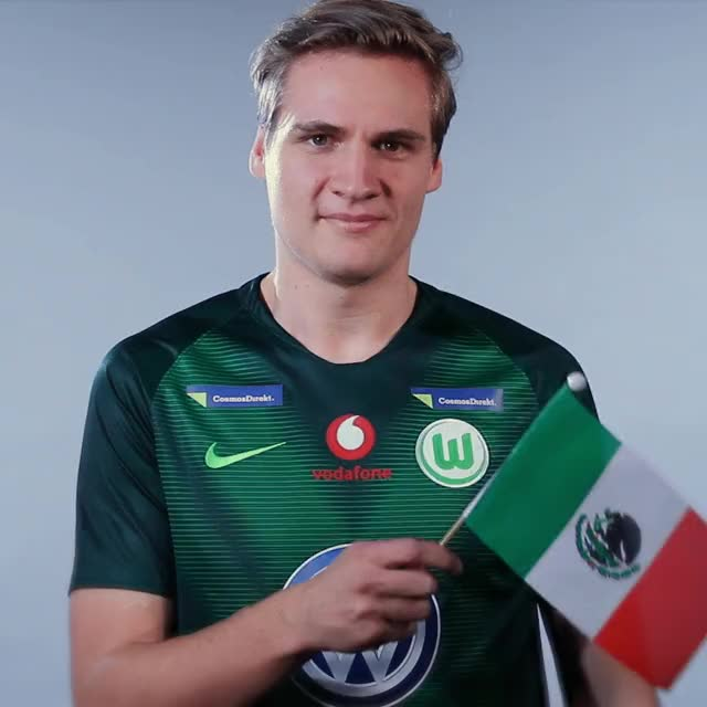 Watch and share BS FlagMEX GIFs by VfL Wolfsburg on Gfycat