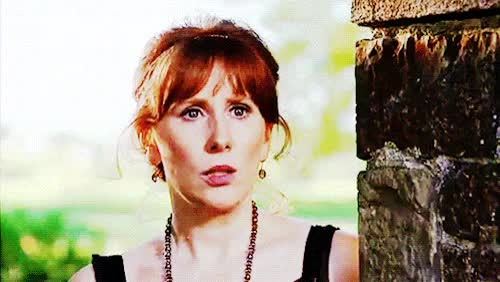 Watch and share Agatha Cristie GIFs and Catherine Tate GIFs on Gfycat
