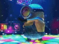 Watch this disco GIF on Gfycat. Discover more disco, minions GIFs on Gfycat