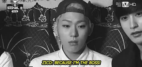 Block B Reactions Block B Scenarios Block B Imagines Zico