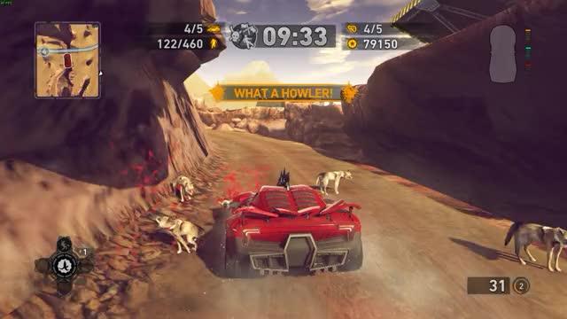 Watch and share Carmageddon Max Damage 2019.02.04 - 18.29.21.03.DVR GIFs on Gfycat