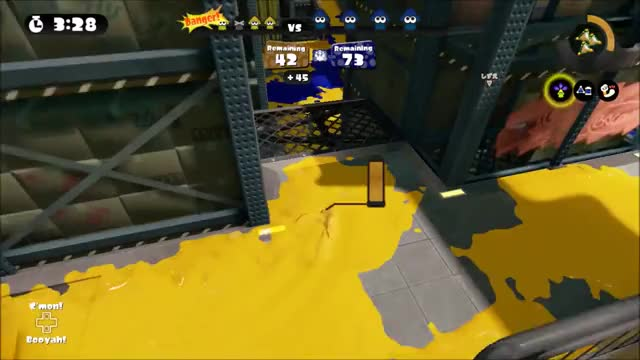 Watch Splatoon - Ranked Walleye Zones [Highlight] GIF on Gfycat. Discover more splatoon GIFs on Gfycat