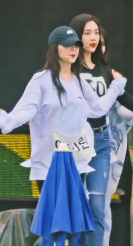 Watch and share Irene GIFs and 레드벨벳 GIFs by koreaactor on Gfycat