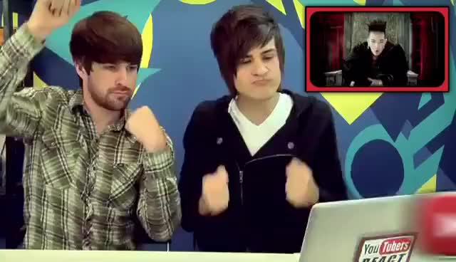 Watch and share Youtubers React GIFs and Finebros GIFs on Gfycat