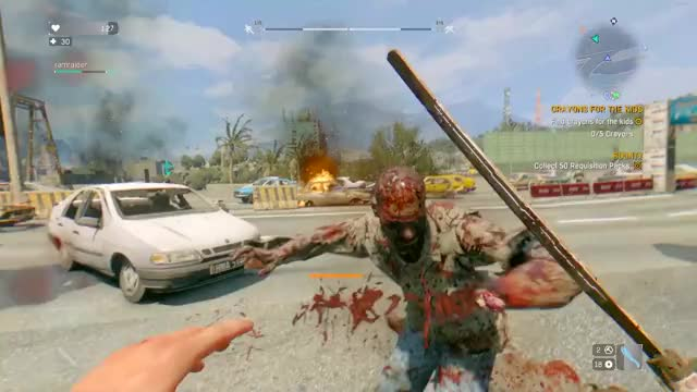 Watch and share Dying Light GIFs and Zombie GIFs on Gfycat