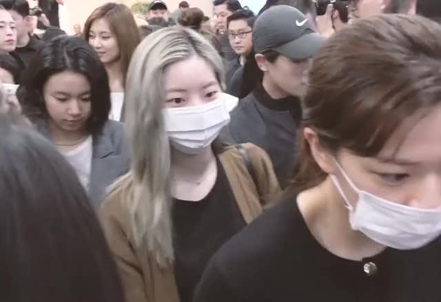 Watch and share Incheon Airport GIFs and Chaeyoung GIFs by Hyosung on Gfycat