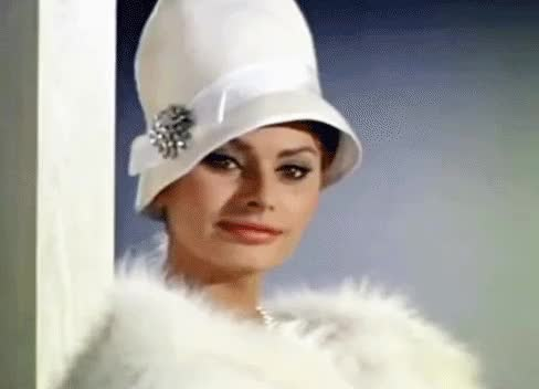 Watch and share Sophia Loren GIFs on Gfycat