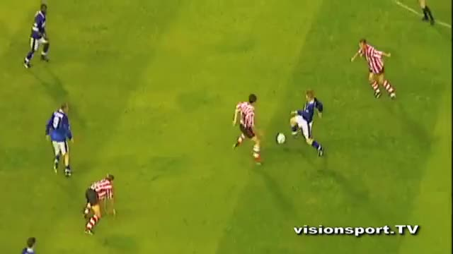Watch and share Heskey Goal Vs. Sunderland GIFs on Gfycat