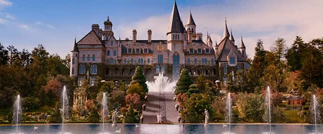 Watch and share Great Gatsby Mansion  GIFs on Gfycat